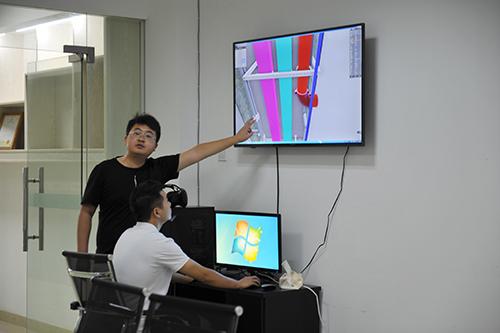 湖南省到访设计院机电院院长房屋建筑毕姆农村100平方2层一行设计图图片