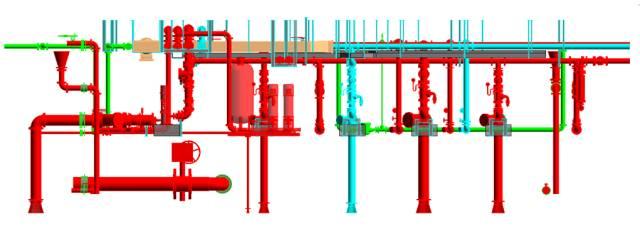 湖南毕姆工程技术有限公司,支吊架,抗震支架,成品支吊架,管廊支架,综合支架,机电预制安装,支吊架生产厂家,BIM深化设计